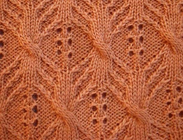 Free Knitting Patterns Aran Knit Stitch Pattern