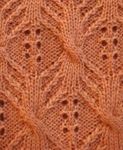 Aran Knit Stitch Pattern