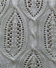 Fancy Stitch Pattern Cast