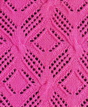 Fancy Knit Stitch Pattern