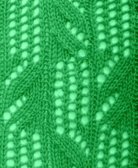 Lace Stitch Pattern