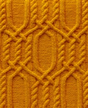 Aran Knitting Pattern