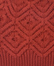 Diamond Knit Stitch Pattern