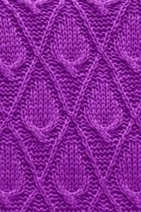 Diamond Knit Stitches