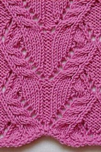 Lace Cable Knit Patterns