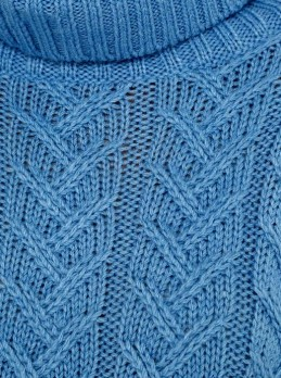 Relief Knit Pattern
