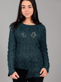 Lace Pullover