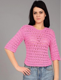 Bell Bottom Sleeve Pullover