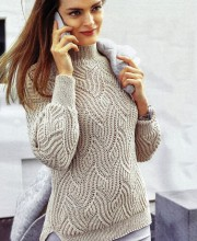 Brioche Stitch Sweater