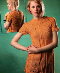 Yellow Yoke Tunic